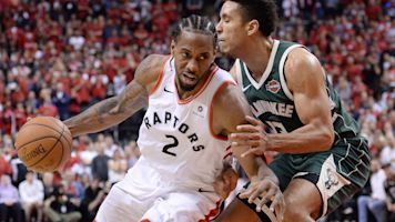 Limping Kawhi insists he's 'good' after Game 3