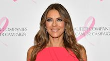 Elizabeth Hurley stuns in throwback bikini photo with son Damian: 'One of my favorite pictures'