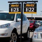 Low depreciation, higher rates give U.S. car rental firms rare perfect script