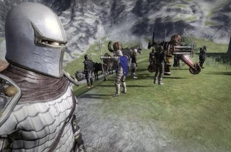 Mortal Online patch will add more blood and Oculus Rift support