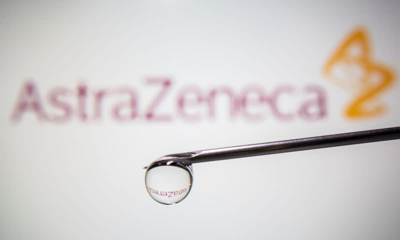 AstraZeneca's cancer drug fails to meet main goal in COVID-19 trials