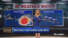 These stocks are tanking as Hurricane Irma gains strength