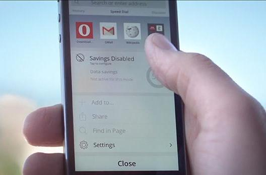 Opera Mini for iOS gets a new look and another way to save data