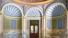 Una spa abbandonata nel cuore della Romania