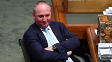 Barnaby Joyce 'a wind in the sails': PM