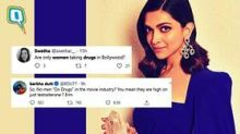 Why Only Women In Bollywood 'Do Drugs', Questions Twitter