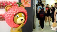 【巧打耳呀】LYCHEE & FRIENDS香港區首間Pop-up Store