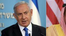 Netanyahu anuncia acordo de normalização das relações entre Israel e Bahrein