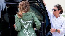 Melania Trump's Zara jacket is selling on eBay