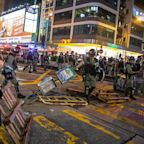 Hong Kong Police Say They Found Improvised Explosive Device