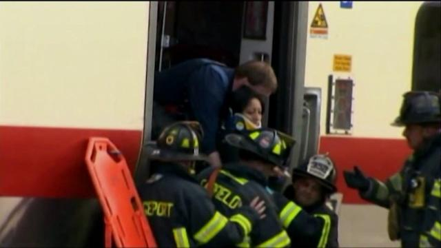 Metro North Rail Service To Review Safety Procedures