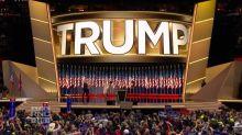 Republican Convention Review: Trump Goes Long, Colbert Hosts Democrat Response