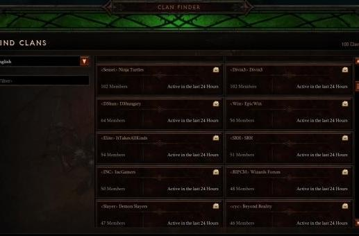 Diablo III works on new community tools