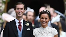 Here's the First Look at Pippa Middleton's Wedding Ring