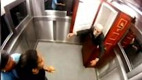 Elevator Prank Gets a Chilling Sequel