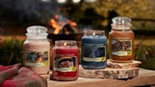 Yankee Candle launches Autumn collection inspired by campfires