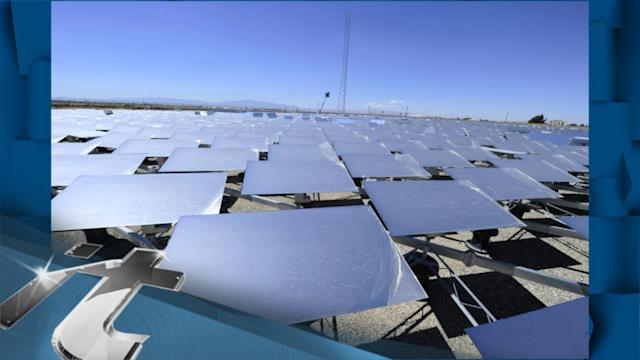 Environment Breaking News: California Sets Hearings for BrightSource Solar Power Plant