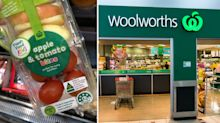 'One of the most pathetic things I've ever seen': Woolworths customer slams kids' snack