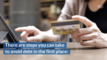 Credit Card Debt: How To Tame It, How To Avoid Carrying A Costly Balance