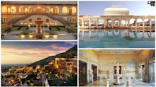 Indian palaces you can actually stay in