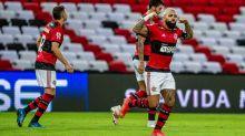 Gabigol entra na briga pela artilharia do futebol brasileiro em 2021