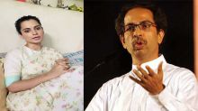 Kangana Ranaut shares video message for Uddhav Thackeray; Check Out