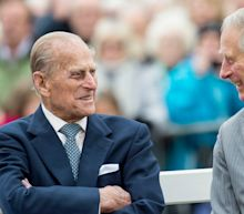 'My dear Papa was a very special person': Prince Charles pays touching tribute after death of Prince Philip