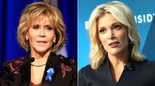Megyn Kelly Slams Jane Fonda After Actress Shades Her Over Plastic Surgery Question