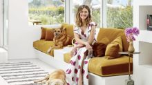 Mandy Moore Takes 'Architectural Digest' Inside Her Dreamy 1950s Home