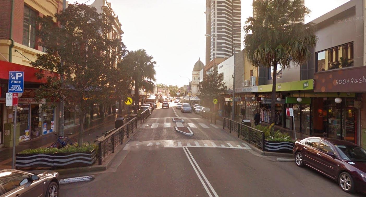 Heavily pregnant woman 'brutally attacked' at Sydney cafe