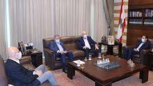 Lebanese Sunni Muslim leaders endorse ex-PM Najib Mikati as choice to form new government