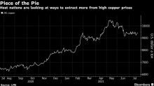 South America's Left Turn Is Bullish Copper, Top Miner Says