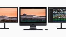 Apple Introduces Powerful, Pricey iMac Pro Desktop Computer