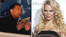 Pamela Anderson claims she lost out on 'Under Siege' role after rejecting Steven Seagal
