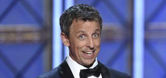 Seth Meyers will host 2018 Golden Globes