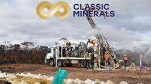 Classic Minerals Limited (CLZ.AX) Quarterly Activities Report