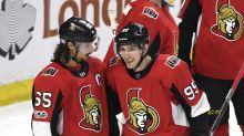 Watch: Matt Duchene finally nets first goal with Senators