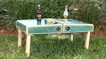 Picnic Table Suitcase!