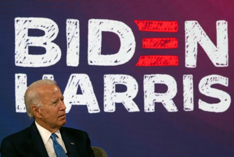 Voters in Wisconsin had called for Democratic challenger Joe Biden to visit their state ahead of the election on November 3