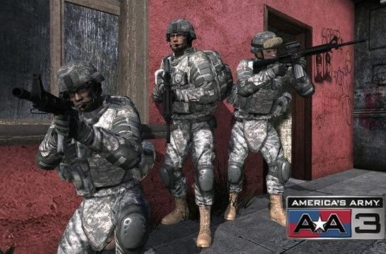 Want to play America's Army 3? Pre-load now from Big Download