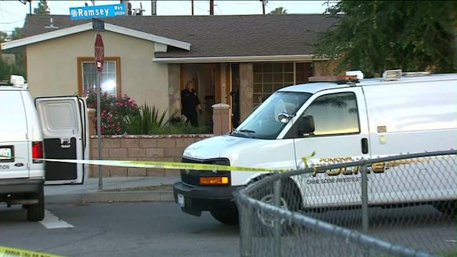 Homicide Investigation: 4 Bodies Found Inside Pomona Home