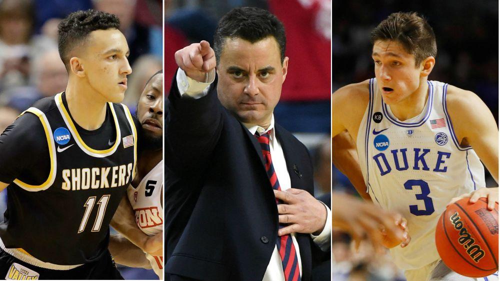 Arizona, Duke top way-too-early college basketball rankings for 2017-18