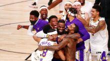 Sport. LeBron James ramène les Lakers au sommet du basket