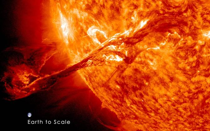 President Obama calls for a plan to deal with extreme space weather