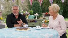 Great British Bake Off: Mary Berry and Paul Hollywood DON'T bake the cakes shown in technical challenge