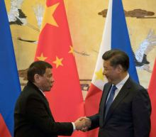 Duterte aligns Philippines with China, says U.S. has lost