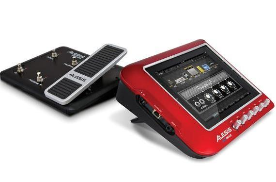 Alesis brings a pair of new musician-friendly iPad docks to NAMM