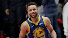 Andre Iguodala says Stephen Curry is the second-best point guard ever