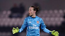 Arsenal Women goalkeeper Peyraud-Magnin reveals she had coronavirus