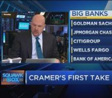 Cramer: Bank of America is the Amazon of bank stocks